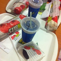 Photo taken at Subway by dhienifer s. on 3/2/2015