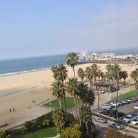 Photo taken at Loews Santa Monica by John C. on 3/4/2013
