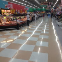 Photo taken at Mega Comercial Mexicana by Fer R. on 10/25/2012