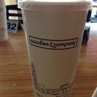 Photo taken at Noodles & Company by Lina on 4/1/2013