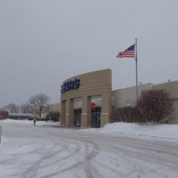 Photo taken at Sears by Lina on 1/4/2014