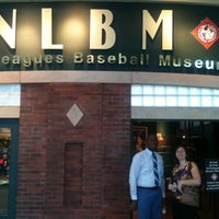 Photo taken at Negro Leagues Baseball Museum by Manny F. on 9/22/2012