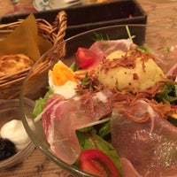 Photo taken at MARYLEBONE なんばCITY by みど(ΦoΦ*)π~ニャ~♪ on 8/10/2015