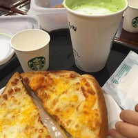 Photo taken at Starbucks by young woon c. on 4/12/2015