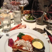 Photo taken at Hyde Park Prime Steakhouse by NYCBurt on 4/29/2013