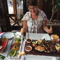 Photo taken at El Toro Bravo Steak House by Giovanni B. on 8/18/2014