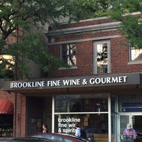 Photo taken at Brookline Fine Wine & Gourmet by Ryan H. on 8/16/2016