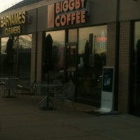 Photo taken at BIGGBY COFFEE by Andrew W. on 5/4/2013