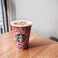 Photo taken at Starbucks by Jacqueline L. on 11/18/2016