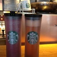 Photo taken at Starbucks by Daniela S. on 9/28/2012
