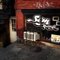 Photo taken at Som Records by Michael W. on 1/4/2013