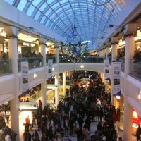 Photo taken at Metropolis at Metrotown by Alex A. on 12/27/2012