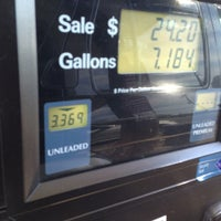 Photo taken at Sam's Fuel Center by Samantha P. on 6/20/2013