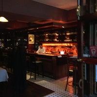 Photo taken at La Brasserie by Antoine H. on 11/28/2012