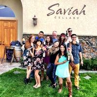 Photo taken at Saviah Cellars by Paula D. on 9/19/2014