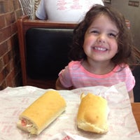 Photo taken at Jimmy John's by J.J. D. on 5/8/2014