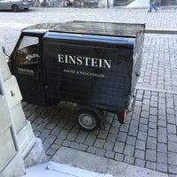 Photo taken at Einstein-Haus by Robert D. on 10/28/2016