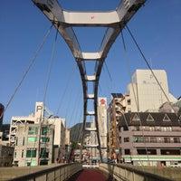 Photo taken at アルバカーキ橋 by Taishi O. on 3/11/2013