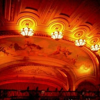 Photo taken at The Warfield Theatre by Chio B. on 5/4/2013