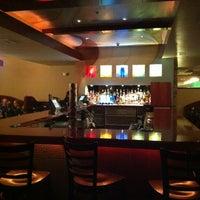 Photo taken at Eros Restaurant & Bar by Adam B. on 10/20/2012