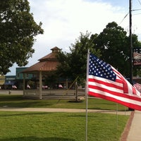 Photo taken at Downtown Tuskegee by Bill W. on 7/10/2014