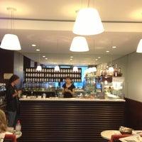 Photo taken at Teecafé Schwarzenbach by Jang-woo L. on 7/29/2013