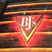 Photo taken at BJ's Restaurant and Brewhouse by Christina B. on 4/7/2013