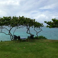 Photo taken at W Retreat & Spa - Vieques Island by Benny P. on 5/26/2013