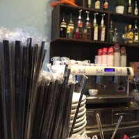 Photo taken at Bar Italiano by Vangelis M. on 1/28/2015