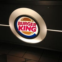 Photo taken at Burger King by Ian H. on 10/11/2012