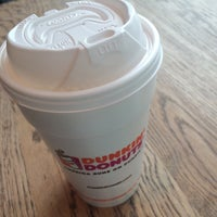 Photo taken at Dunkin Donuts by Kim S. on 5/19/2016