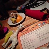 Photo taken at Wood Ranch BBQ & Grill by Rochelle V. on 3/30/2014