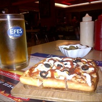Photo taken at Kare Pizza by Caner E. on 11/3/2012