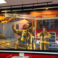 Photo taken at Firehouse Subs by Ken D. on 11/21/2012