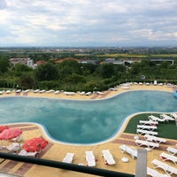 Photo taken at Spa Hotel Exotic Markovo by Borislav V. on 7/3/2015