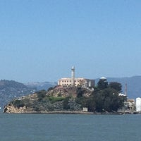 Photo taken at Alcatraz Island by Taylor C. on 5/24/2013