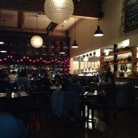 Photo taken at Restaurant Zoë by Matt J. on 12/12/2012