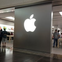 Photo taken at Apple NorthPark Center by Suzi C. on 7/21/2013