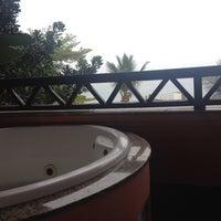 Photo taken at Pousada Villa Paradiso by Wilker S. on 10/2/2015