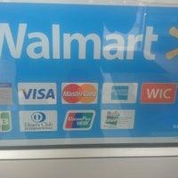 Photo taken at Walmart Supercenter by Kevin H. on 1/26/2013