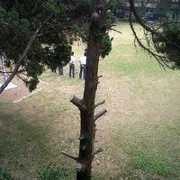 Photo taken at SMA Angkasa Bandung by Dipta K. on 9/25/2012
