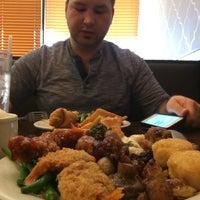 Photo taken at Lin's Kitchen Buffet by Daniel R. on 2/23/2014
