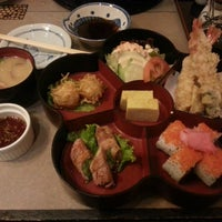 Photo taken at Tanabe Japanese Restaurant by Frances Marie M. on 10/2/2013