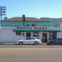 Photo taken at Bronx Pizza by Comic-Con G. on 4/17/2013
