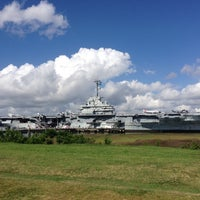 Photo taken at Patriots Point Naval & Maritime Museum by Keith C. on 5/22/2013