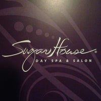 Photo taken at Sugarhouse Day Spa & Salon by Kristen N. on 4/11/2013