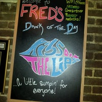 Photo taken at Fred's Restaurant by Mike O. on 6/19/2013