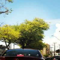 Photo taken at Avenida Hermes Fontes by Daniel N. on 2/6/2014