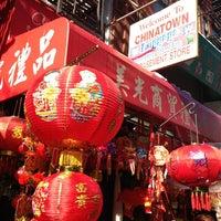 Photo taken at Chinatown by Rowan B. on 2/10/2013