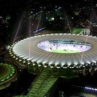 Photo taken at Mário Filho (Maracanã) Stadium by ØzΞЯд on 6/15/2013